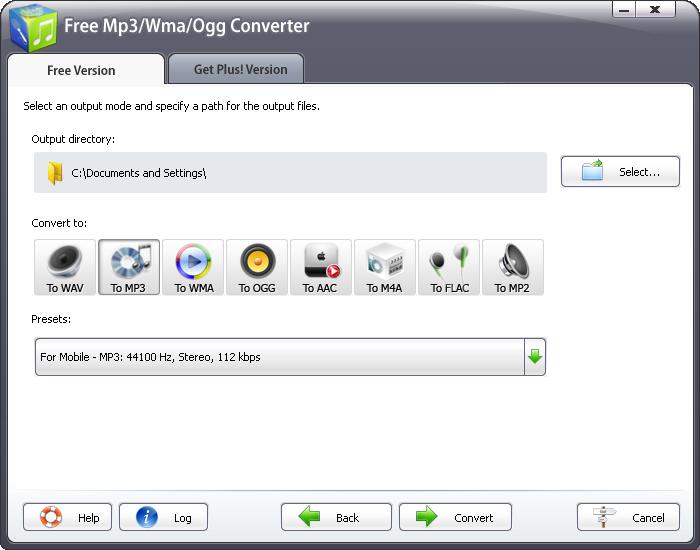 http://www.freemp3wmaconverter.com/software/FreeMp3WmaOggConverter/screenshots/sshot3.png